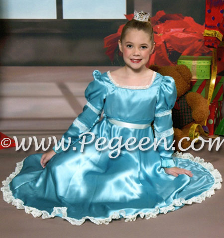Jr Bridesmaids Dresses from Pegeen Tween - Style 931