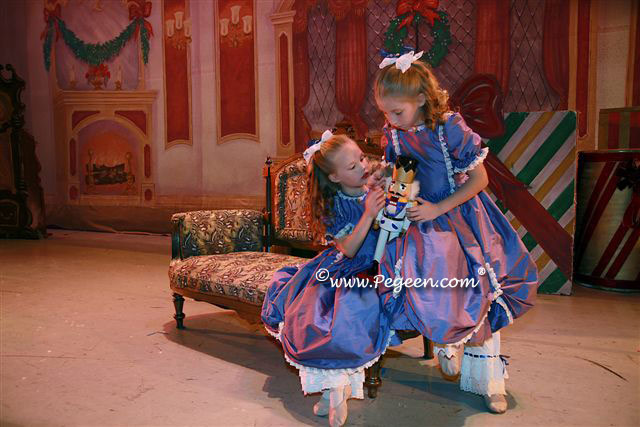 Nutcracker Clara Party Dress