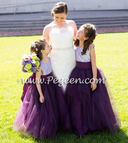 Flower Girl Dresses from Pegeen Couture - Style 402