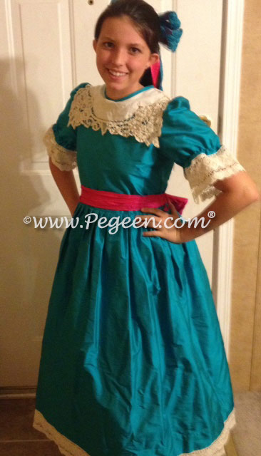 Clara Nutcracker Dress