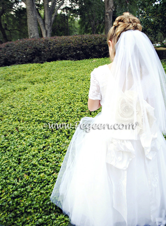 Communion Dress 697