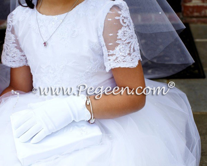 Communion Dress 965
