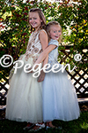 Flower Girl Dresses in of the Month for August 2016