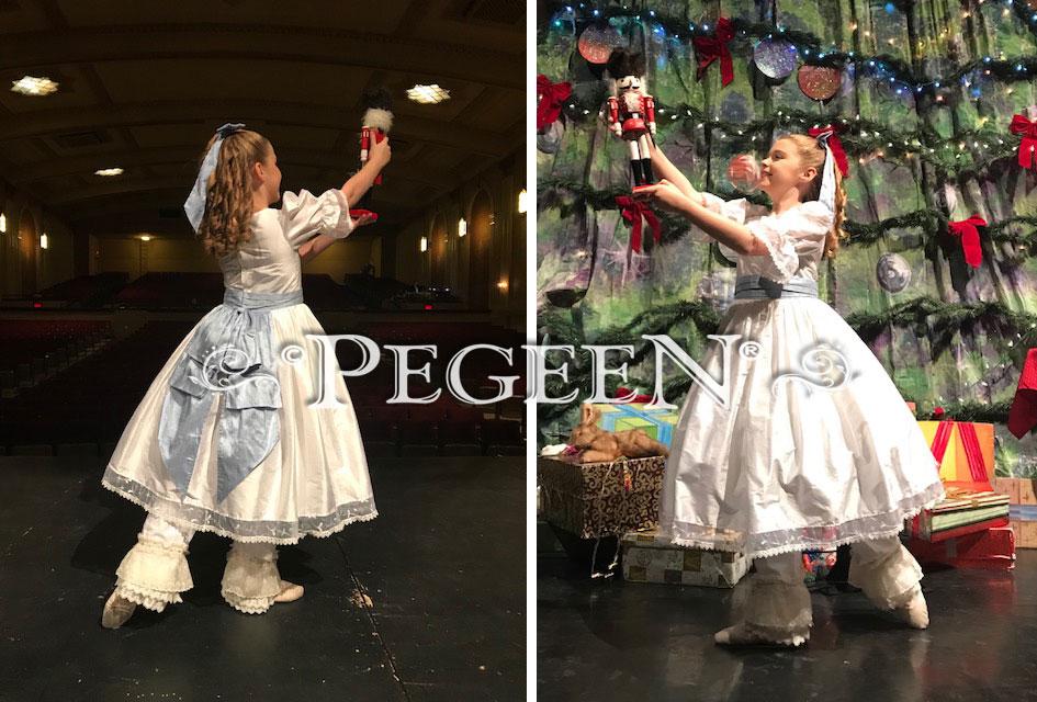 703 Style from Nutcracker ballet for Party Scene - Clara Dress