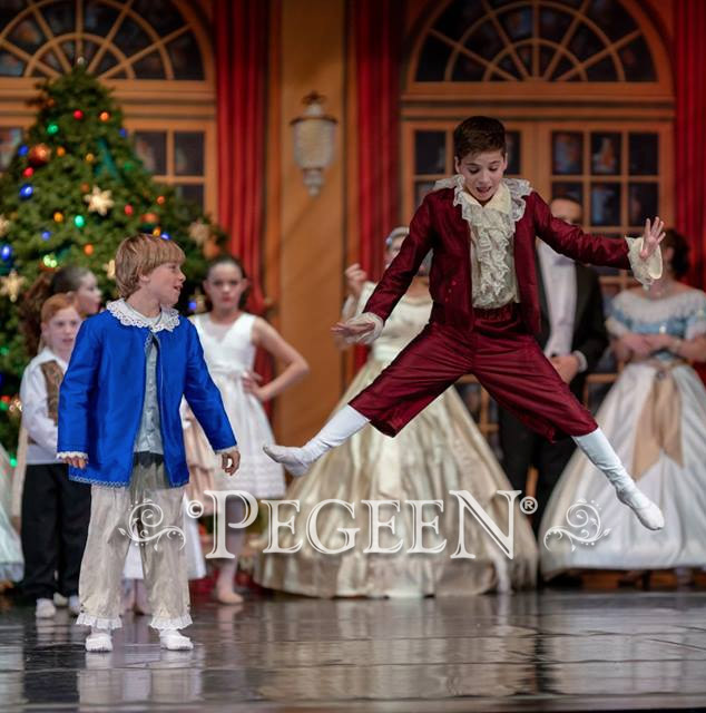 Boys Style from Nutcracker costumes for the ballet