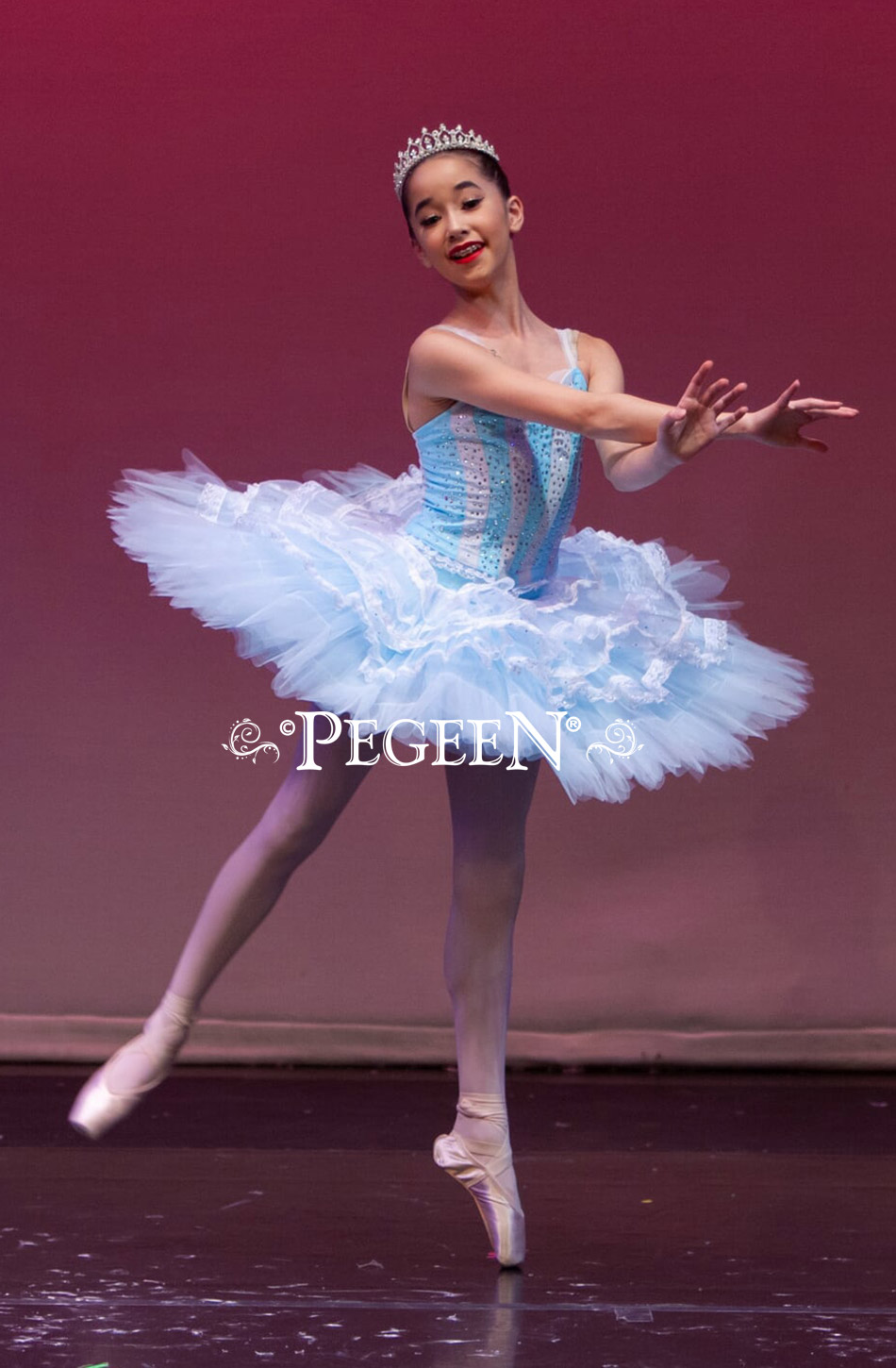 Snow Queen Tutu from The Nutcracker Collection of Costumes