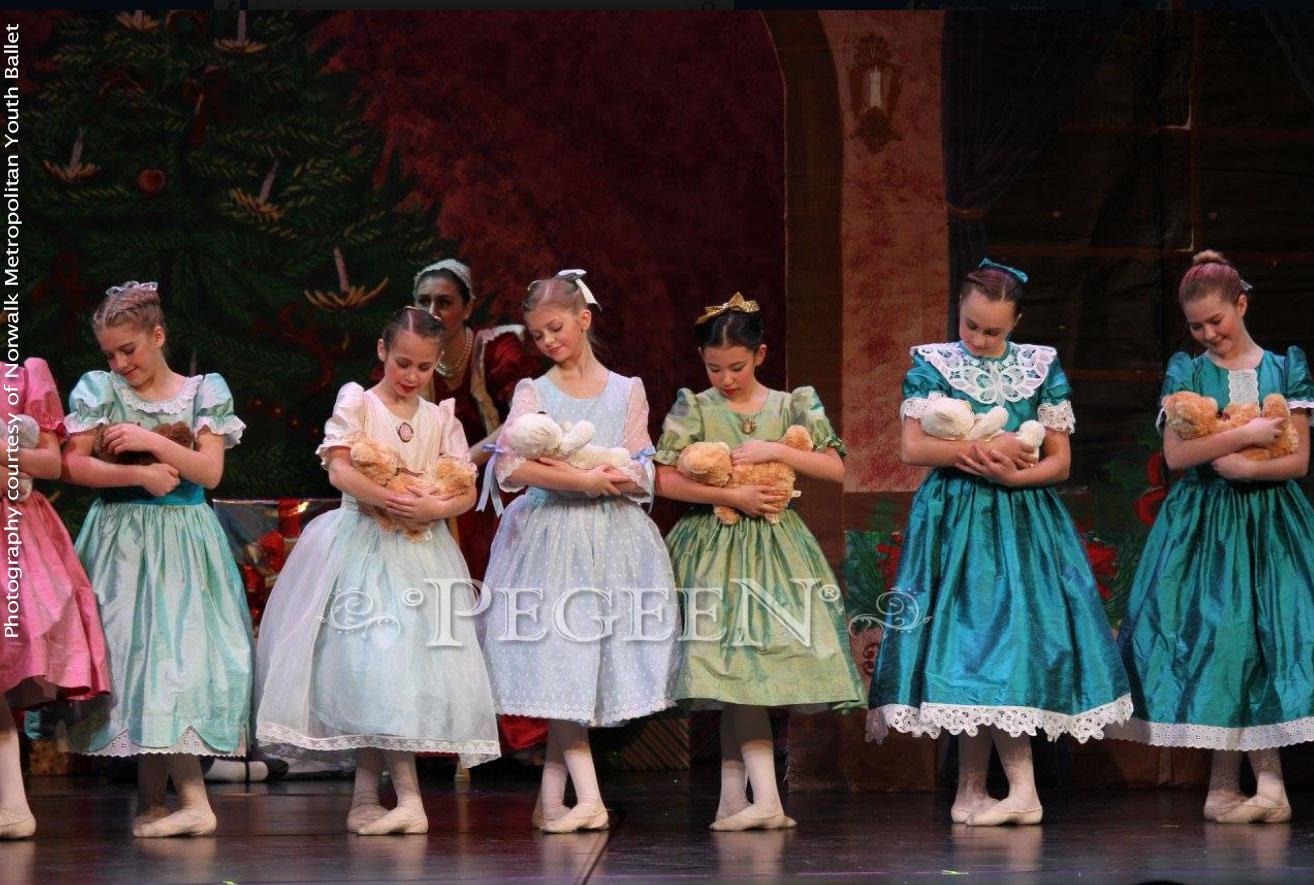 Various Styles from Nutcracker ballet for Party Scene - Clara Dress