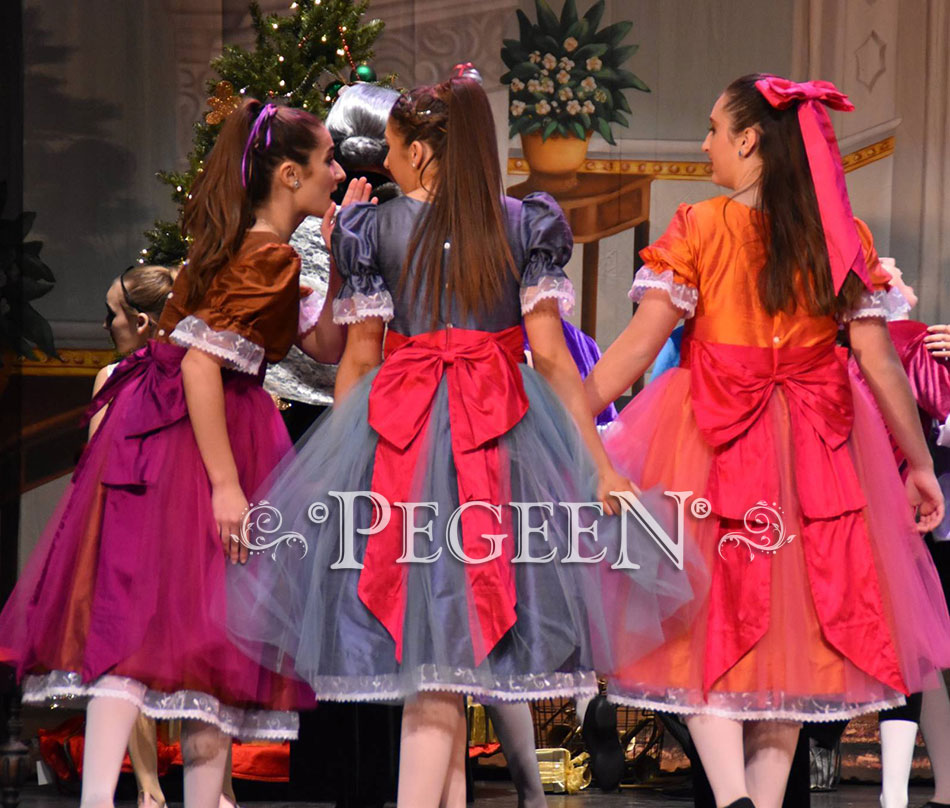 Nutcracker Dresses and Costumes for Clara and ensemble