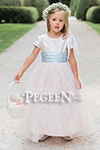 Flower Girl Dress and Wedding of the Month