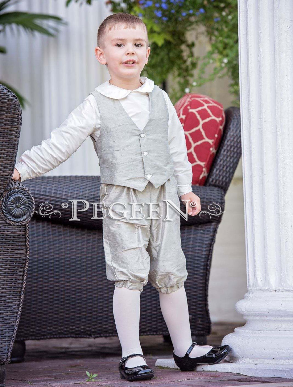 60b8fbdf3b Ring Bearer Suits for Boys - Pegeen