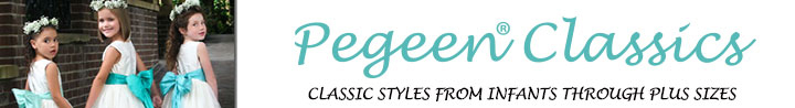 Classic Flower Girl Dresses | Pegeen