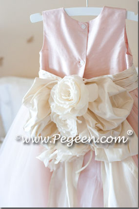 Flower girl dress - wedding of the year flower girl dress
