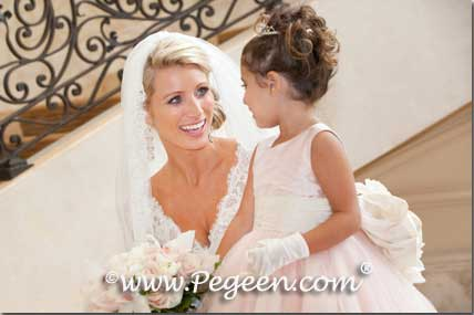 wedding of the year flower girl dress