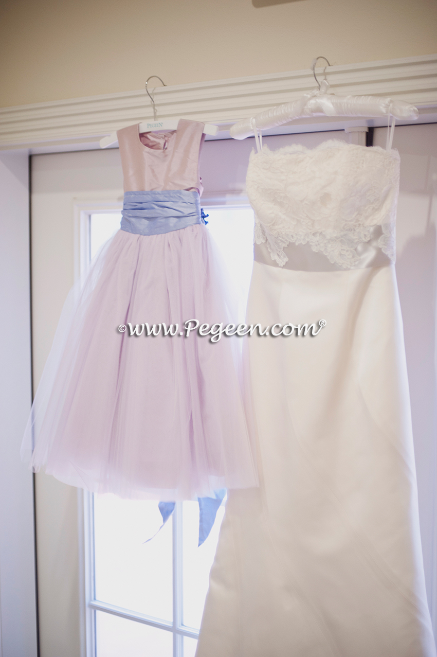 2012 Wedding of the Year in light lavender