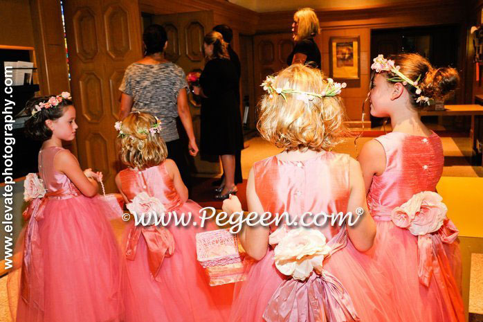 2012 Flower Girl Dress Of The Year Runner Up
