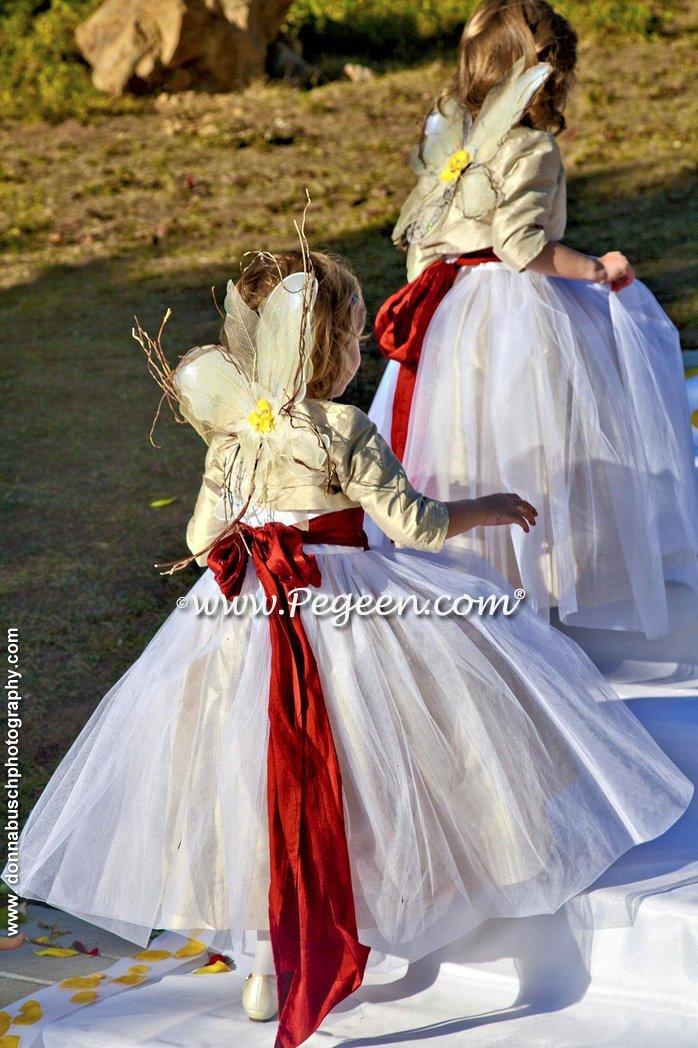 Flower Girl Dress Gallery & Testimonials - pg 13 | Pegeen