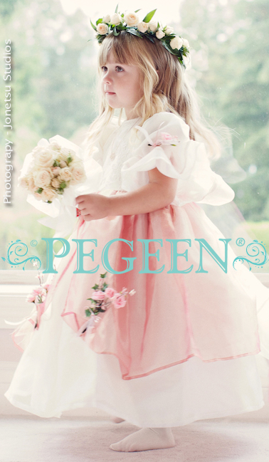 2013 Special Wedding and Flower Girl Dress of the Year