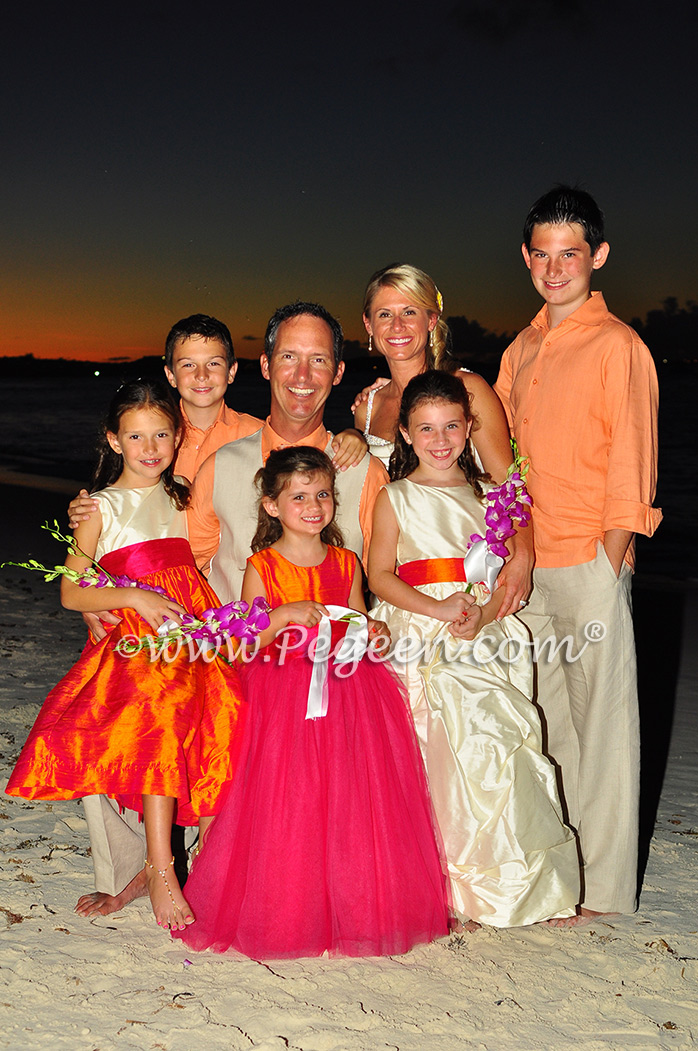 Pegeen Island Wedding of the Year 2014 in The Turks