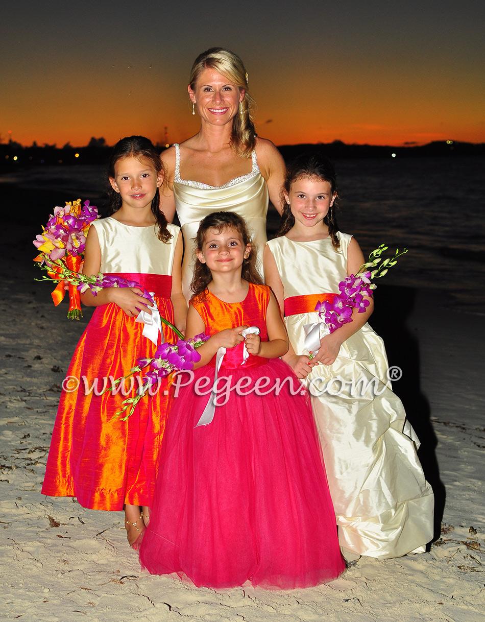 2014 Island Wedding Flower Girl Dresses Of The Year Pegeen Dress
