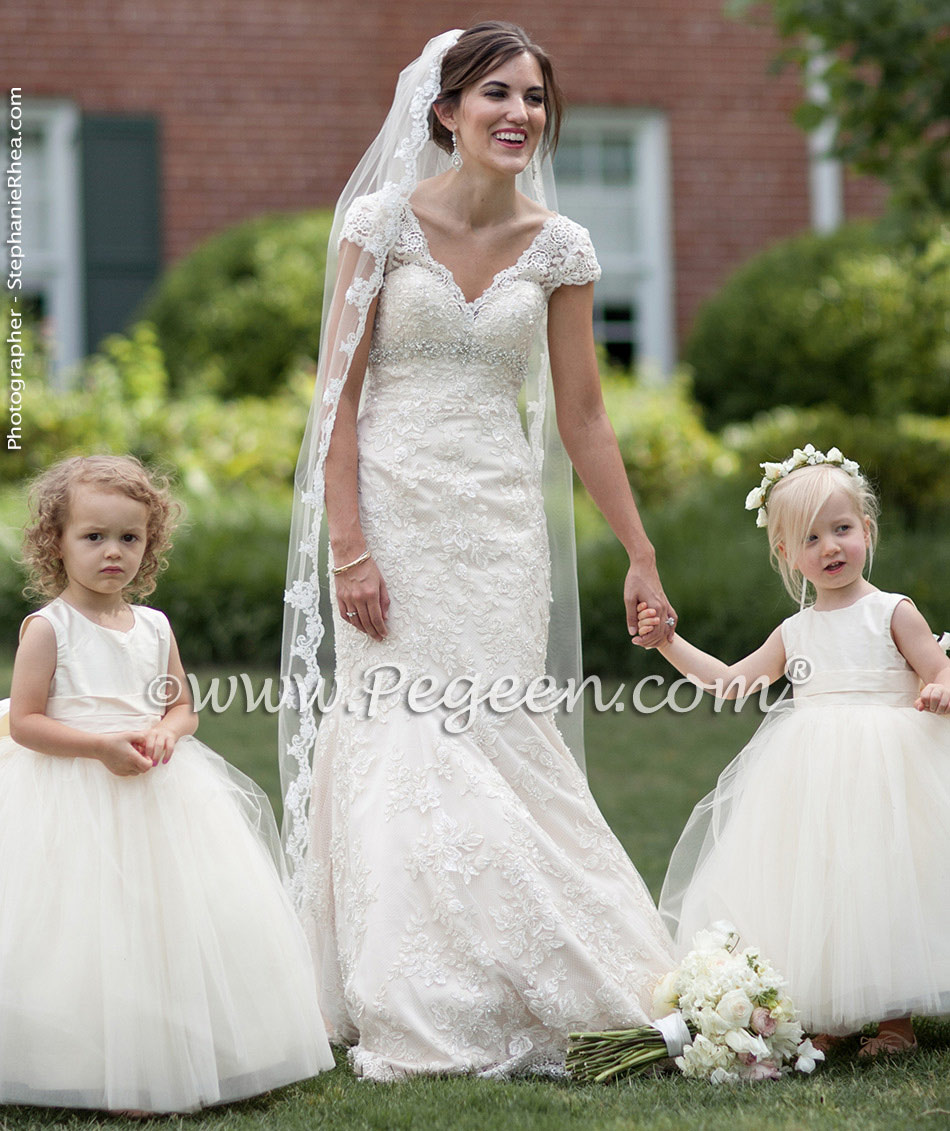 Wedding Flower Girl: 2014 Southern Wedding & Flower Girl Dresses Of The Year