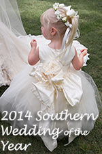 Southern Wedding of the Year - Dress of the Year 2014