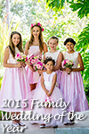 2015 Family Wedding/Flower Girl Dress of the Year