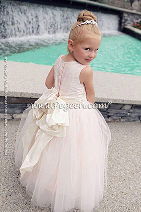 Flower Girl Dresses Outdoor Wedding of the Year 2015