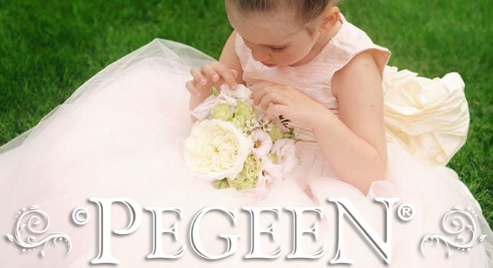 Flower Girl Dress Outdoor Wedding 2015