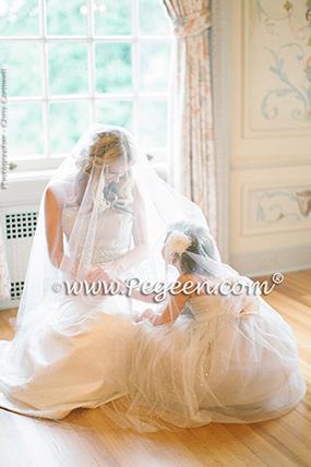 Flower Girl Dresses Platinum Wedding of the Year 2015