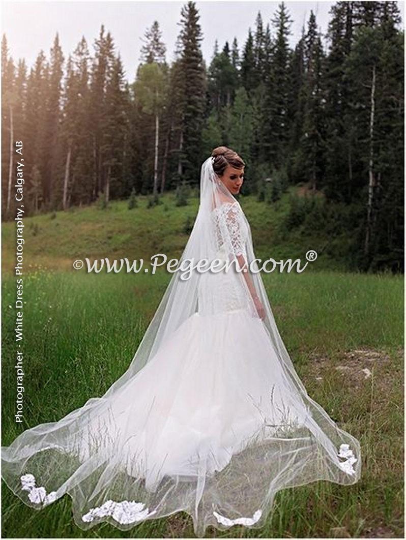 2015 Outdoor Wedding & Flower Girl Dress of the Year