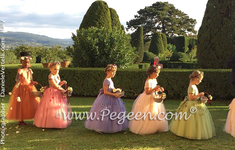 Pegeen Flower Girl Dresses of the Year Style 911