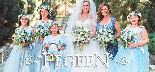 Flower Girl Dresses/Wedding of the Year 2018