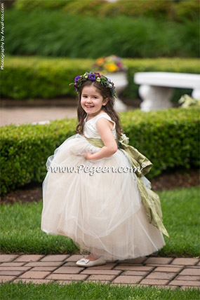 Flower Girl Dress/Wedding of the Year 2019