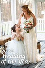 Flower Girl Dress/Intimate Wedding of the Year 2020