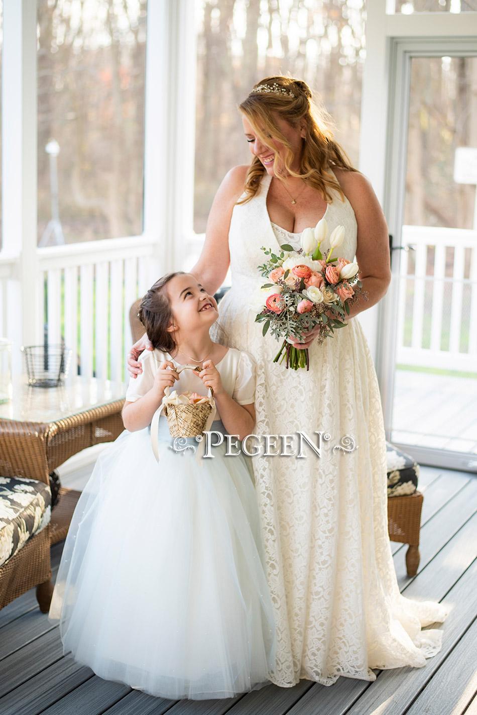 Flower Girl Dress/Wedding of the Year 2020